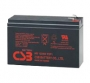 COM-HR1224WF2F1 SLA Battery (CSB)